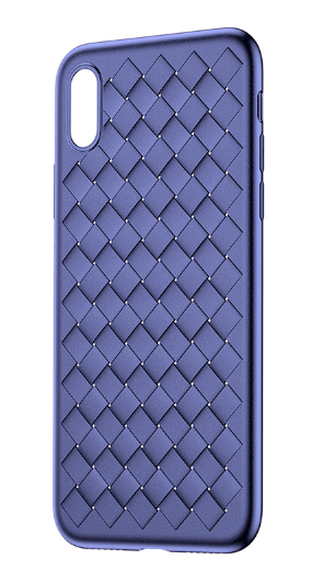 Baseus BV Weaving Case for iphoneX Blue