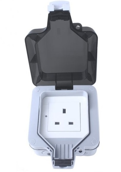 WOOX R4051 Wi-Fi Smart Outdoor Plug UK