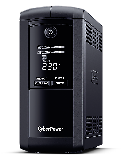 CyberPower VALUEPRO1000 1000VA Line Interactiv UPS