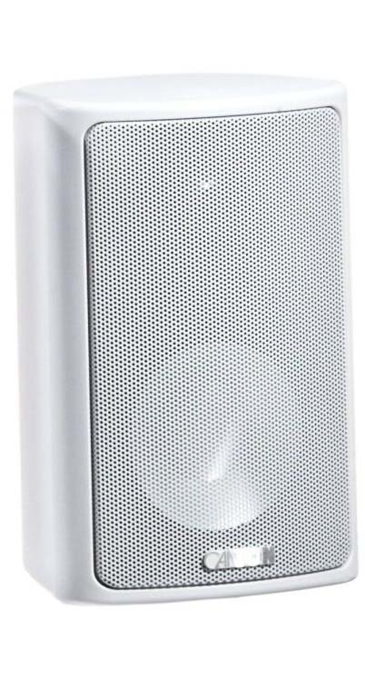 Canton PLUS X.2 HiFi Onwall Speaker 4 100W White (PAIR)