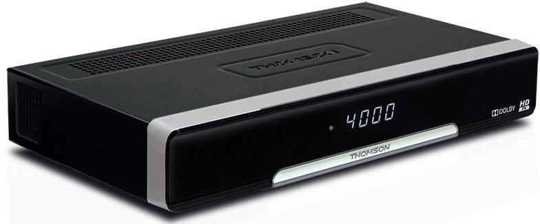 Thomson THS221 DVB-S2 Ful HD FTA Receiver->RECEIVERS