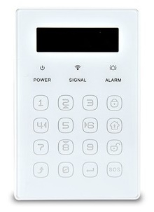 DigitMX DMX-AK01-KPD Wireless Keypad