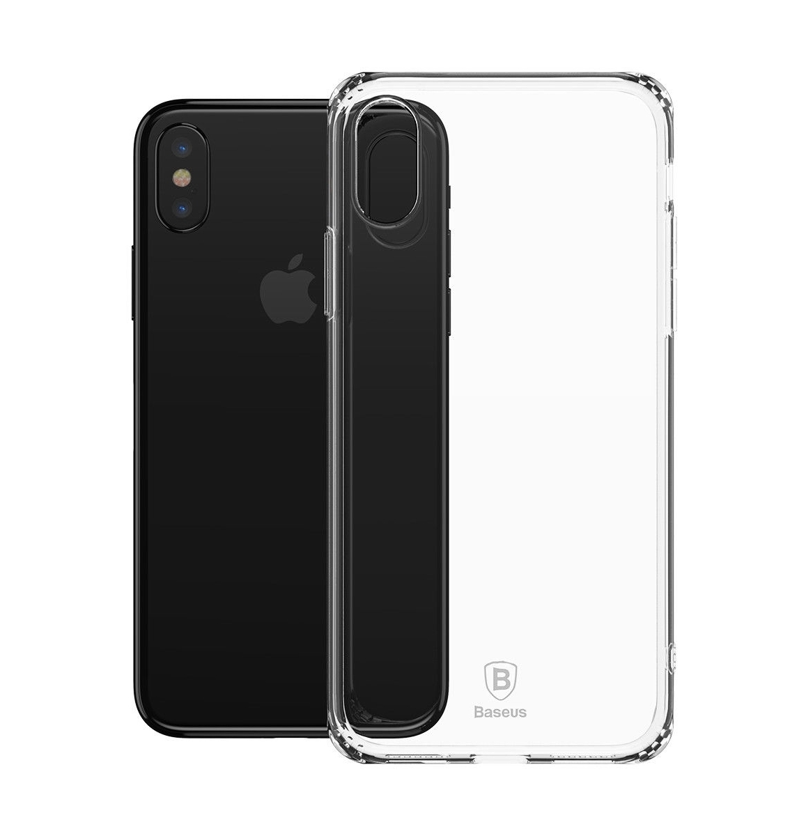 Baseus Simplicity Series Case iPhone XR Transparent