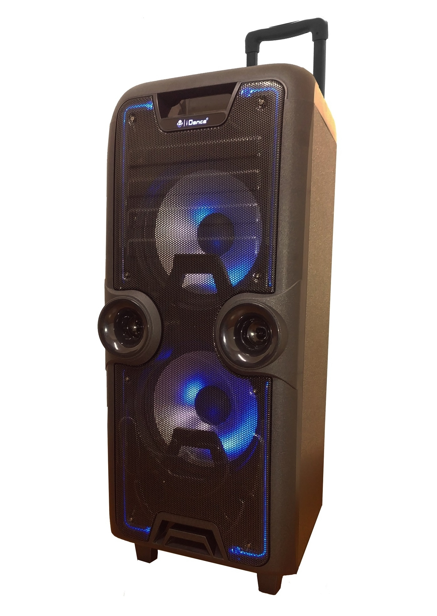 iDance MEGABOX2000 2x10 Portable PA Speaker BT