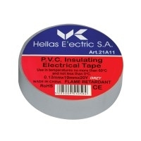PVC Insulating Electrical Tape 19x20 Black