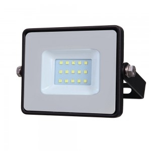 V-TAC 426 LED Floodlight 10W IP65 Black Cool White