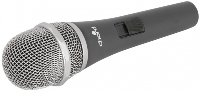 Chord DM04 HandHeld Dynamic Mic 173.855UK