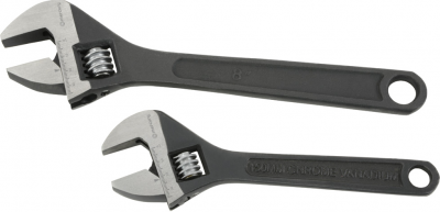 Mercury Adjustable Wrench 2pcs Set 710.270UK