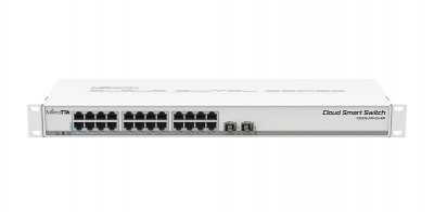 Mikrotik CSS326-24G-2S+RM 24-Port Gigabit Switch
