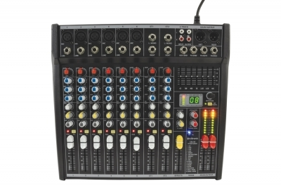 Citronic CSL-10 v2 Mixing Console 10 inputs 170.853UK