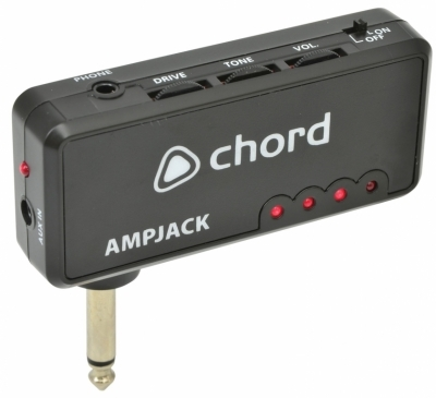 Chord Ampjack Headphone Amp 174.190UK