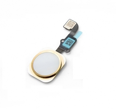 MobileSmart Home Button Assembly for iPhone 6S/6S+ Gold