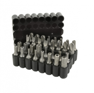 Mercury 33pc Magnetic Screwdriver Bit Set 710.228