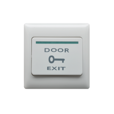 Dahua Plastic Exit Button 86 Box ASF900