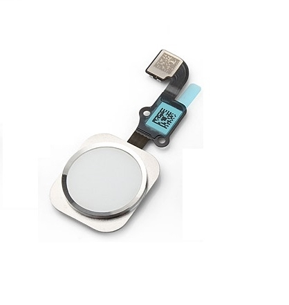 MobileSmart Home Button Assembly for iPhone 6G/6+ White
