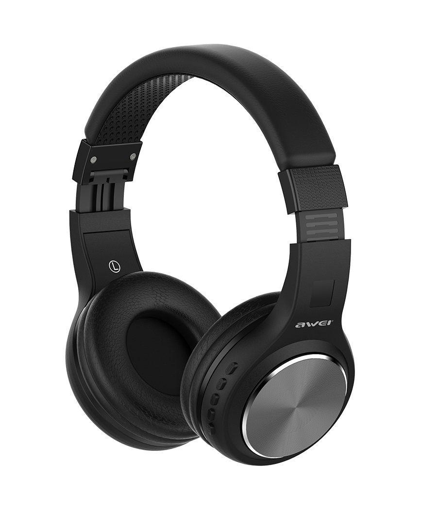Awei A600BL Wireless Bluetooth 4.2 Headphones Grey