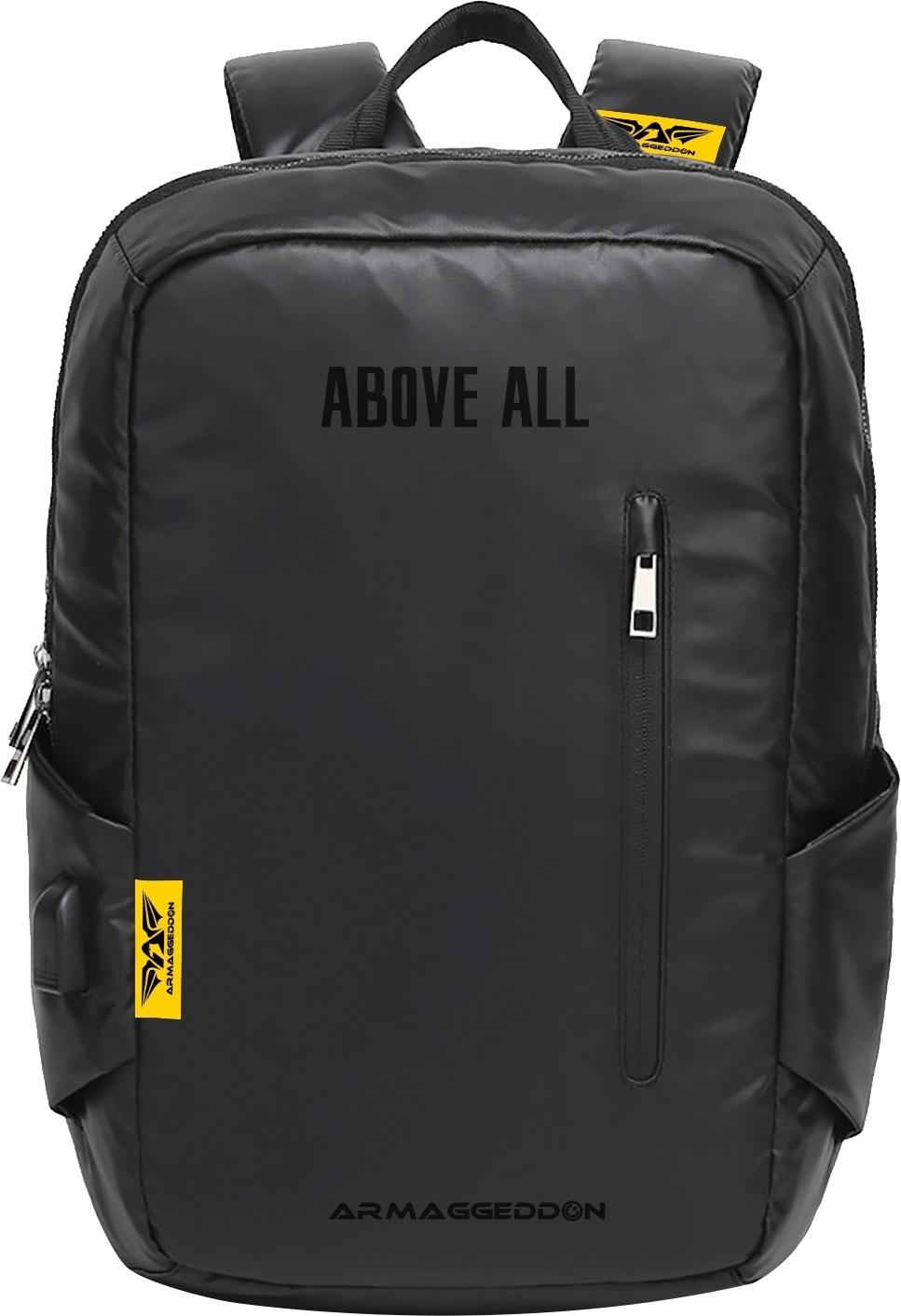 ea85a48bce Promate Solo-MB 15.6 Laptop Bag Black- LAPTOP BAGS - mstronics.com