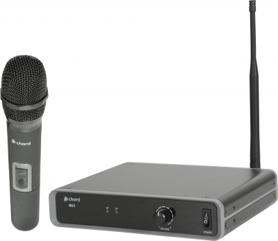 Chord NU1-H UHF Wireless Handheld Microphone System 171.981UK