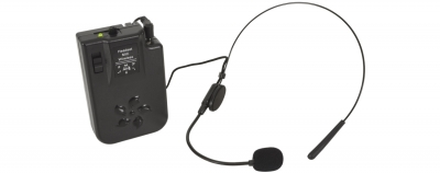 QTX Beltpack Headset Mic for BuskerPA 178.871UK