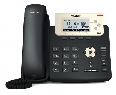 Yealink T23G Entry Level Gigabit IP Phone