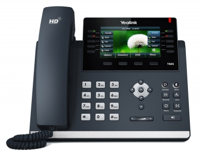 Yealink T46S Business Gigabit Color IP Phone