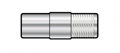 AV:link F-Connector Female to RF Male 775.421UK