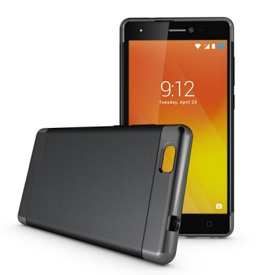 NuuMobile TPU Case for M3/M3X Black