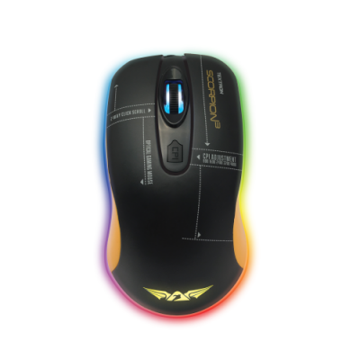 Armaggeddon Scorpion 3 Pro-Gaming Mouse