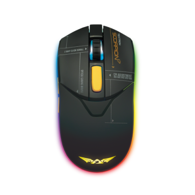 Armaggeddon Scorpion 7 Pro-Gaming Mouse