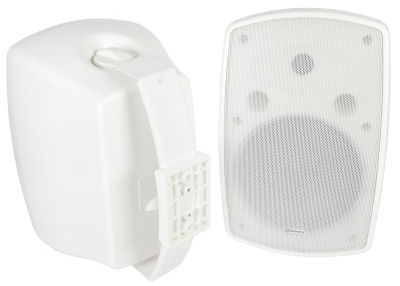 Adastra BH8 8 80W IP44 White Pair 100.924UK