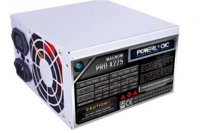 Alcatroz Magnum Pro 225X Power Supply 225W
