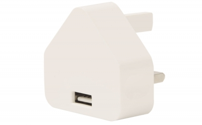 Mercury Compact USB Charger 1.0A 421.749UK