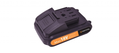 Mercury Cordless Drill Spare Battery 710.281UK