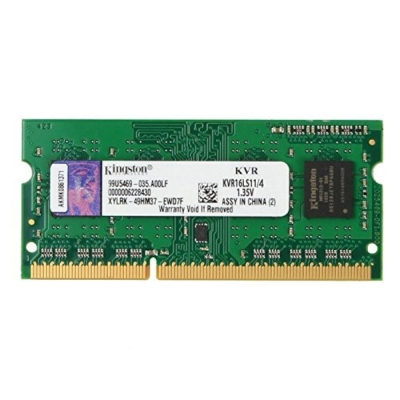 Kingston KVR16LS11/4 4GB RAM SO-DIMM DDR3L-1600 1.35V
