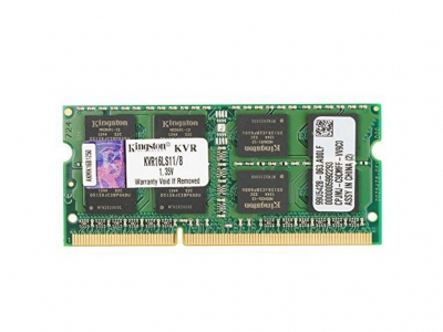Kingston KVR16LS11/8 8GB RAM SO-DIMM DDR3L-1600 1.35V