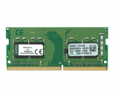 Kingston KVR24S17S6/4 SO-DIMM RAM 4GB DDR4-2400