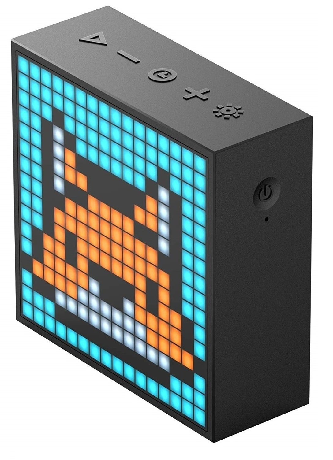 Divoom Timebox Evo Pixel-Art Bluetooth Speaker