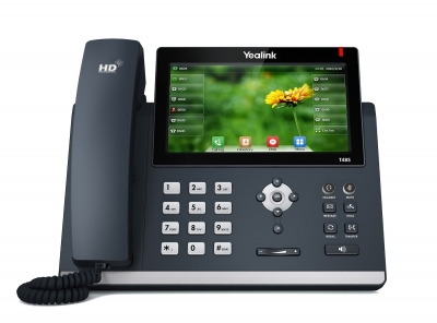 Yealink T48S Executive Color Touch Screen IP Phone