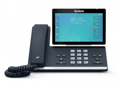 Yealink T58A Gigabit Color IP Phone Android Touch