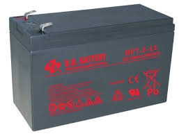 BB BP7.2-12FR Lead Acid Battery 12V 7.2A