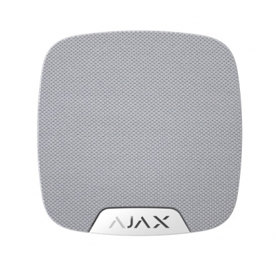AJAX Wireless Indoor HomeSiren White