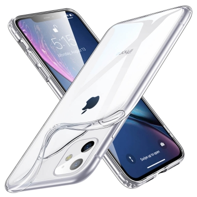 ESR Essential Zero Clear Case for iPhone 11
