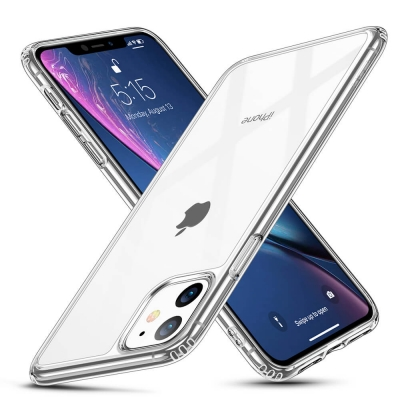 ESR Ice Shield Tempered Glass Clear Case for iPhone 11