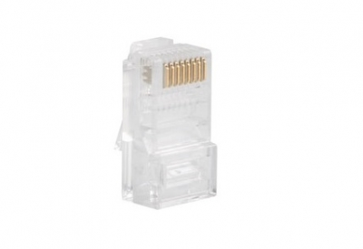 Kuwes Ethernet Plugs CAT5E (100pcs bag)
