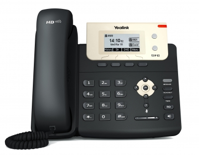 Yealink T21PE2 Entry Level IP Phone without P/S