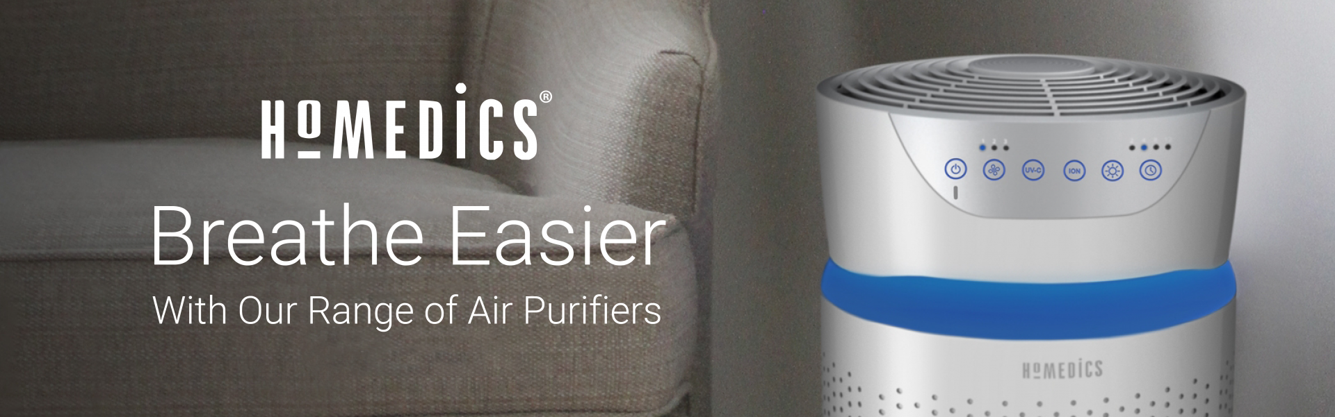 Homedics Air Purifiers