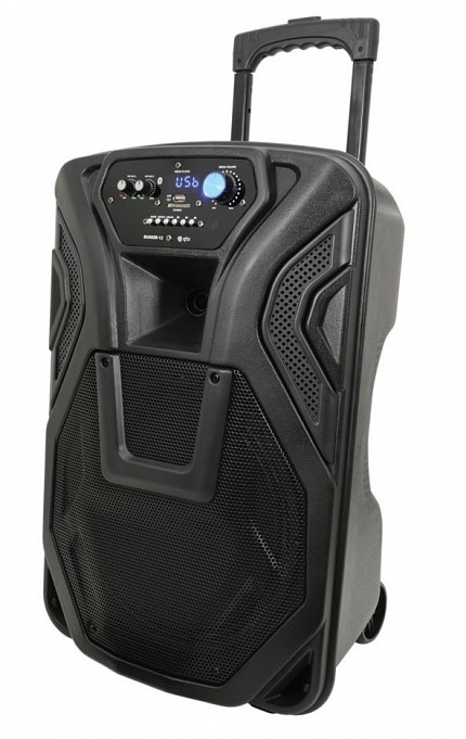 QTX Busker15PA Portable PA 15 with BT, FM, USB 178.868UK