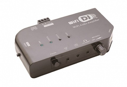 DigitMX AMP30WiFi 30W Wireless Amplifier with BT/USB