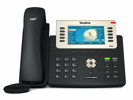 Yealink T29G High-End Gigabit Color IP Phone