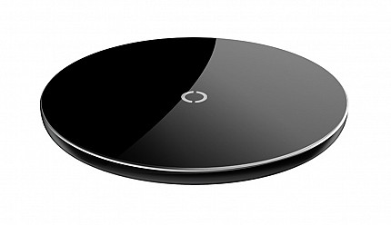 Baseus CCALL-JK01 Simple Wireless Charger Black